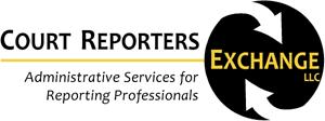 Court Reporters Exchange Logo